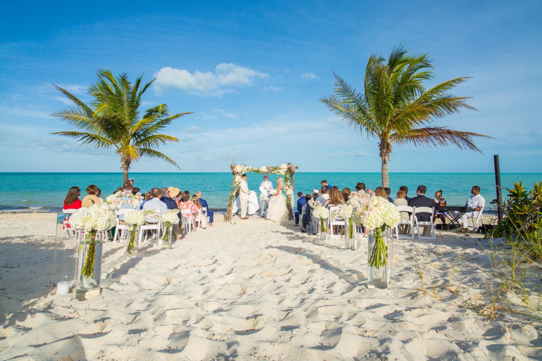 Beach Wedding Shore Club2