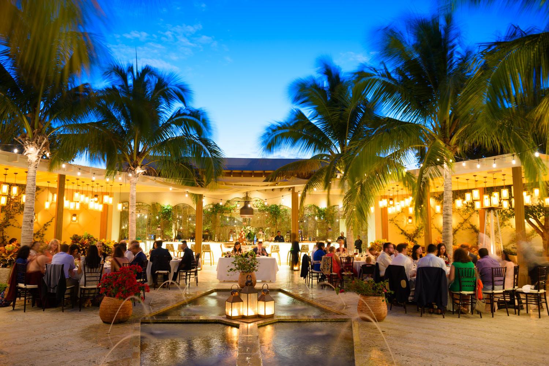 Courtyard Reception Shore Club9